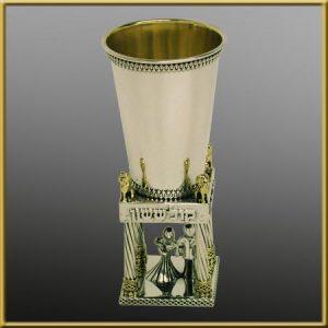 גביע לקידוש-חתונה ומזל
